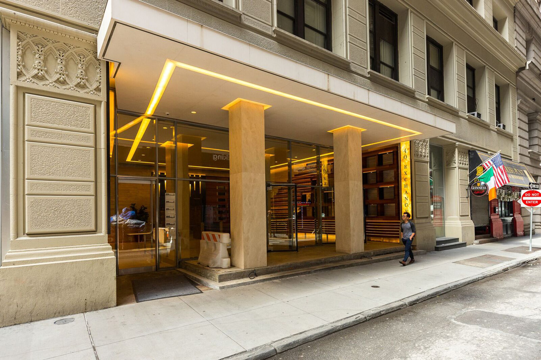 Knotel - 40 Exchange Place - New York - NY