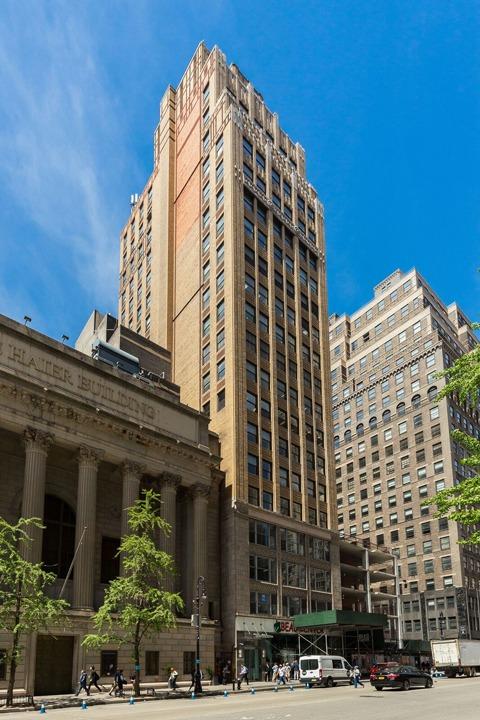 Knotel - 989 6th Avenue - New York - NY