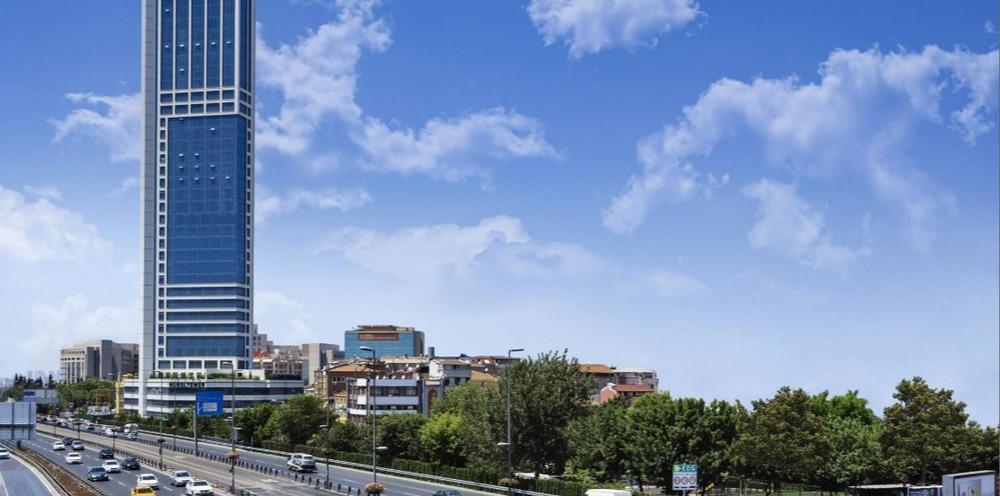 Nurol Tower - 3 Yeni yol Caddesi - Sisli - Istanbul (private, co-working)