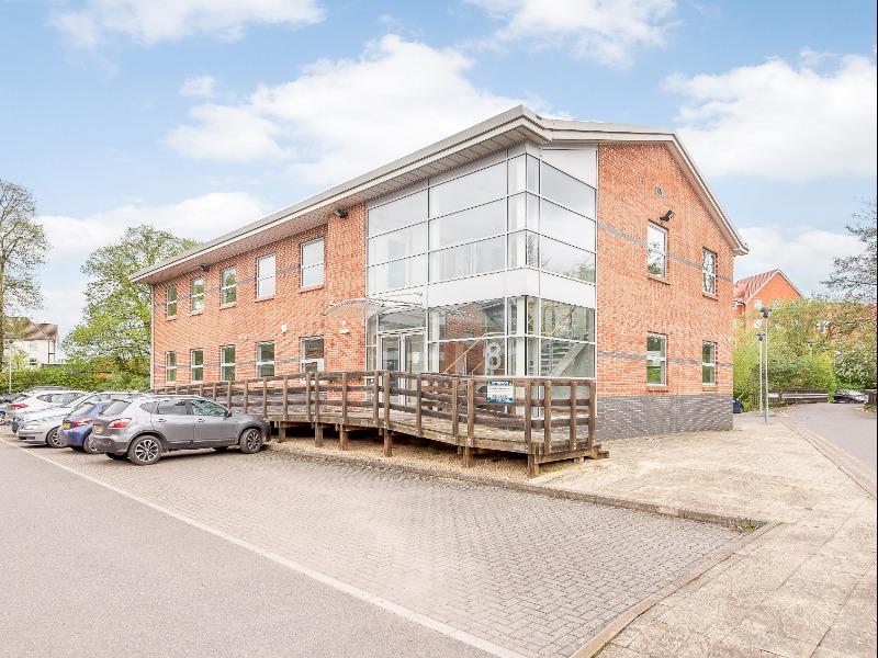 Nomad Properties - Unit 8 - Molly Millars Lane, RG41 - Wokingham