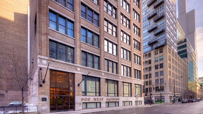 Industrious -West Jackson Blvd, Chicago