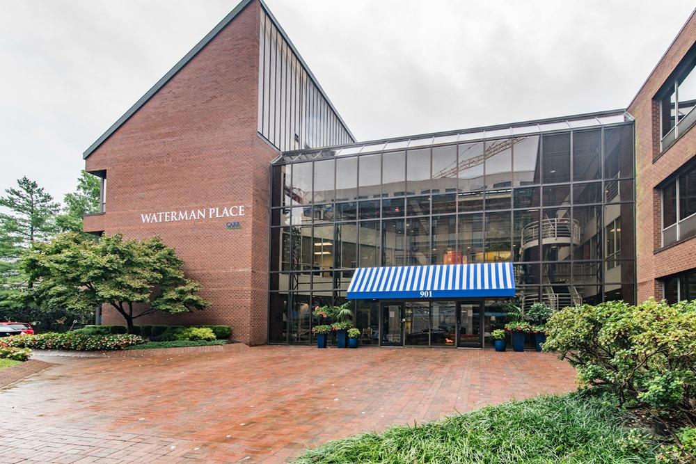 Waterman Place - 901 N. Pitt Street - Alexandria - VA