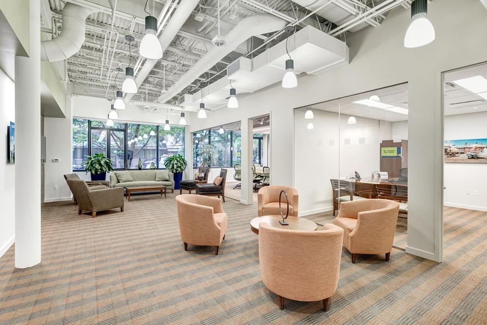 Office Space in N. Pitt Street