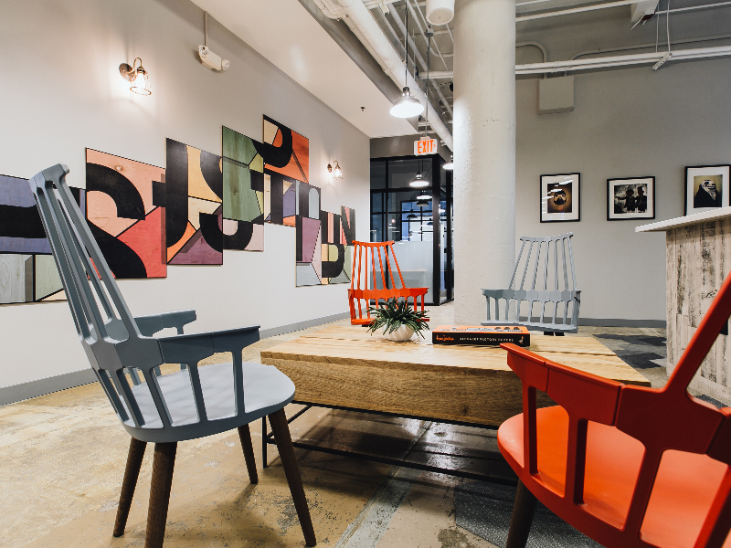 Office Space in Olive Street