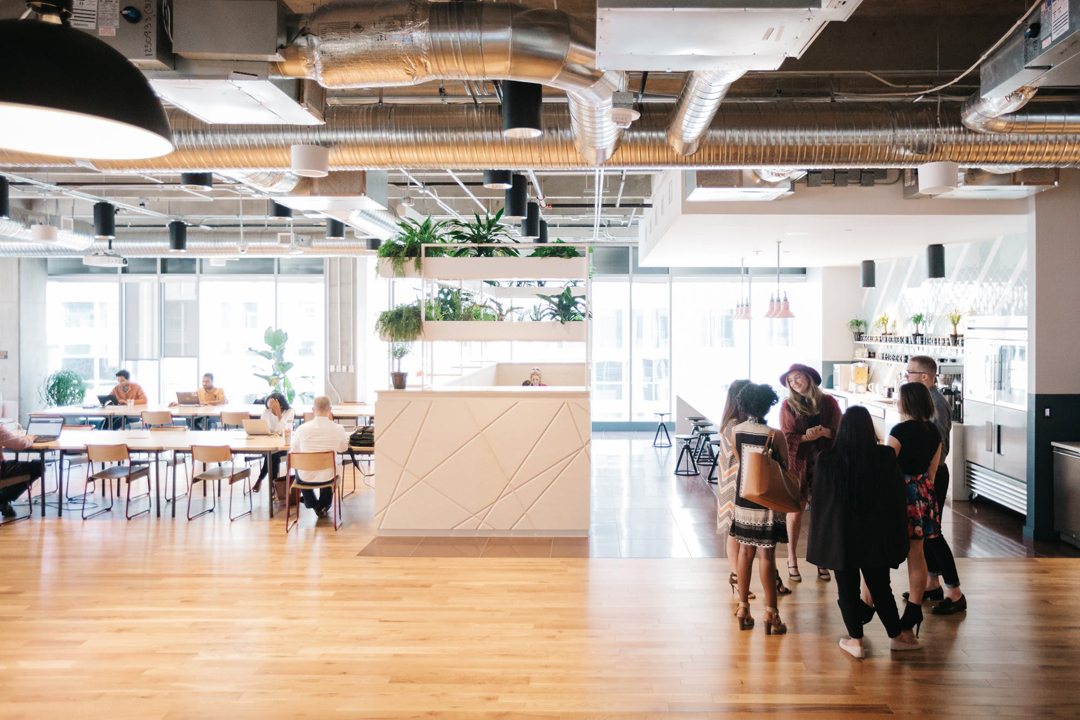 WeWork - 2015 Main Street - Vancouver - BC