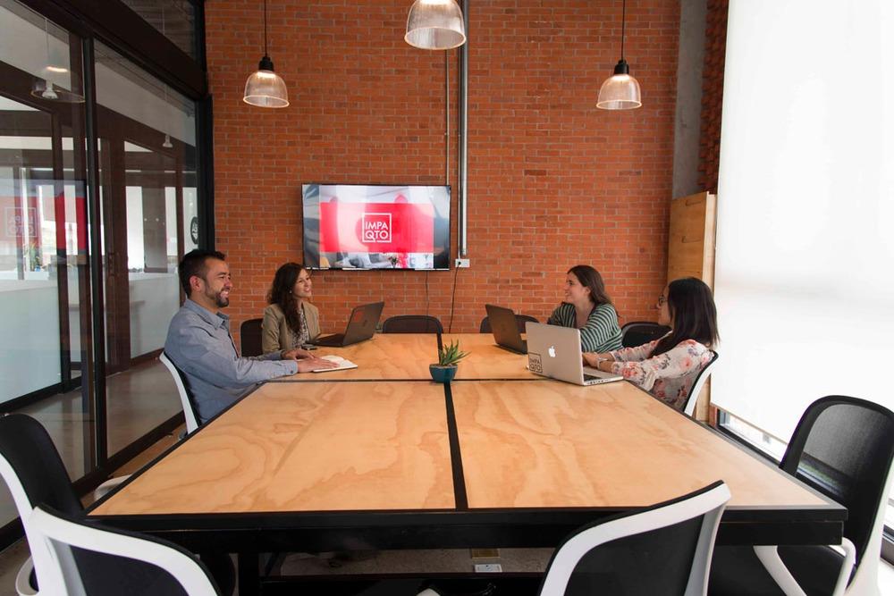 Office Space in Diego de Robles & Av. Pampite Cumbaya