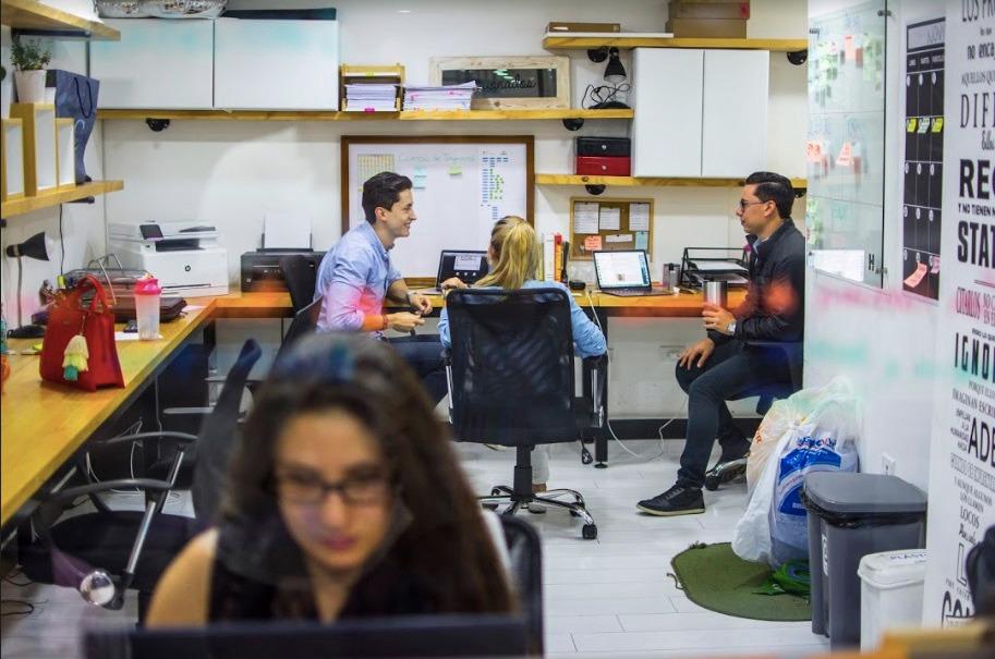Office Space in Av. Republica del Salvador