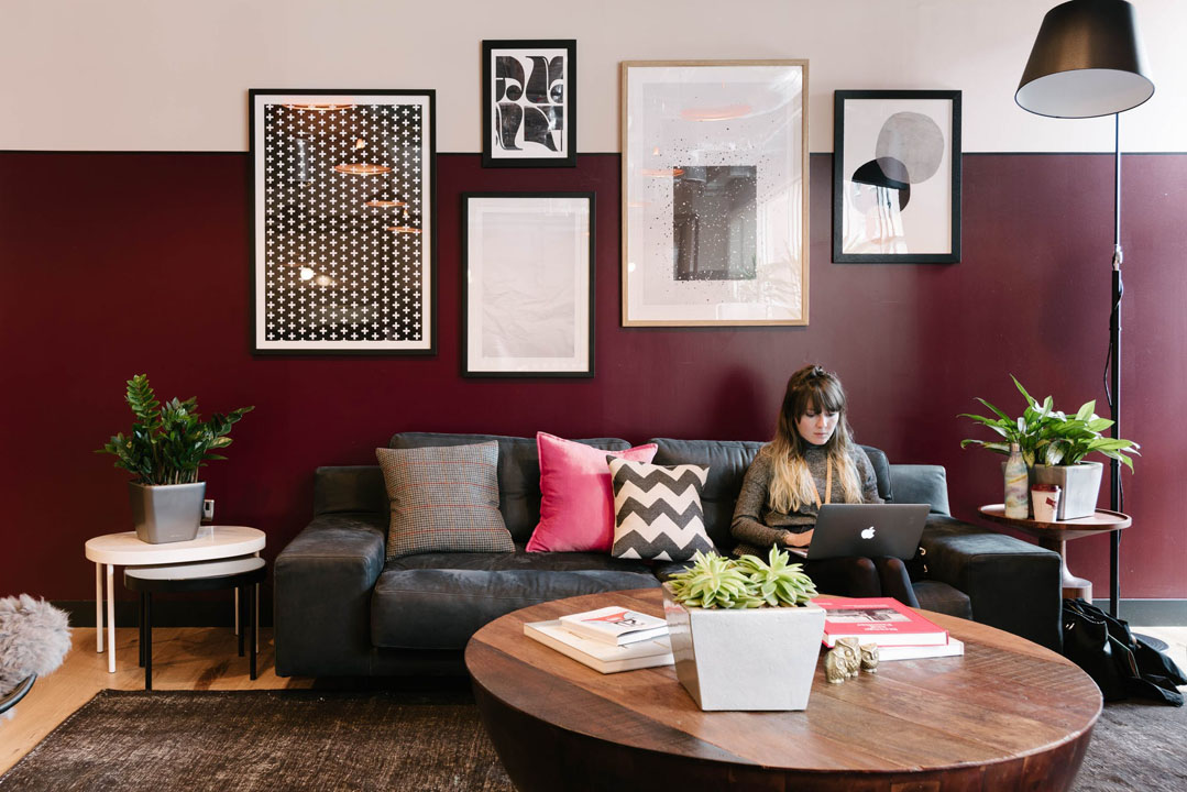 wework - Provost and East - 145 City Road, EC1 - Hoxton