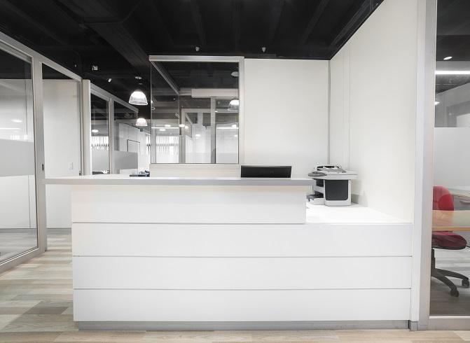 Office Space in Av. Amazonas N39-61 y Pereira  Edificio Centro Financiero Piso 3