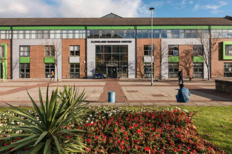 Biz-Hub Business Centres - Cleveland Business Centre - Oak Street, TS1 - Middlesbrough