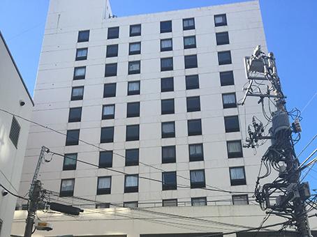 Gotanda Sun Heights Building - 1-26-2 Nishi-Gotanda - Shinagawa-ku - Tokyo