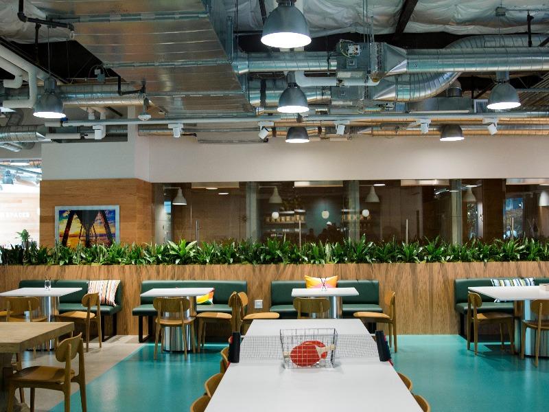 Spaces (Regus) - Clarke Quay - 21 Merchant Road - Singapore