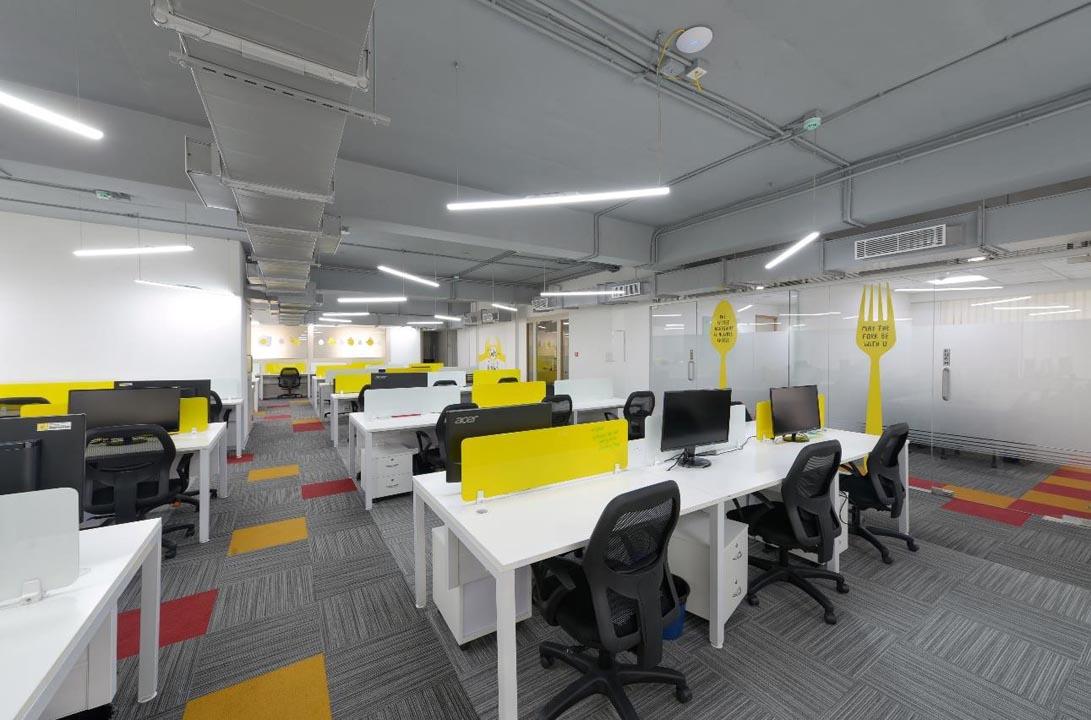 Bagmane Tech Park - C V Raman Nagar - Bengaluru