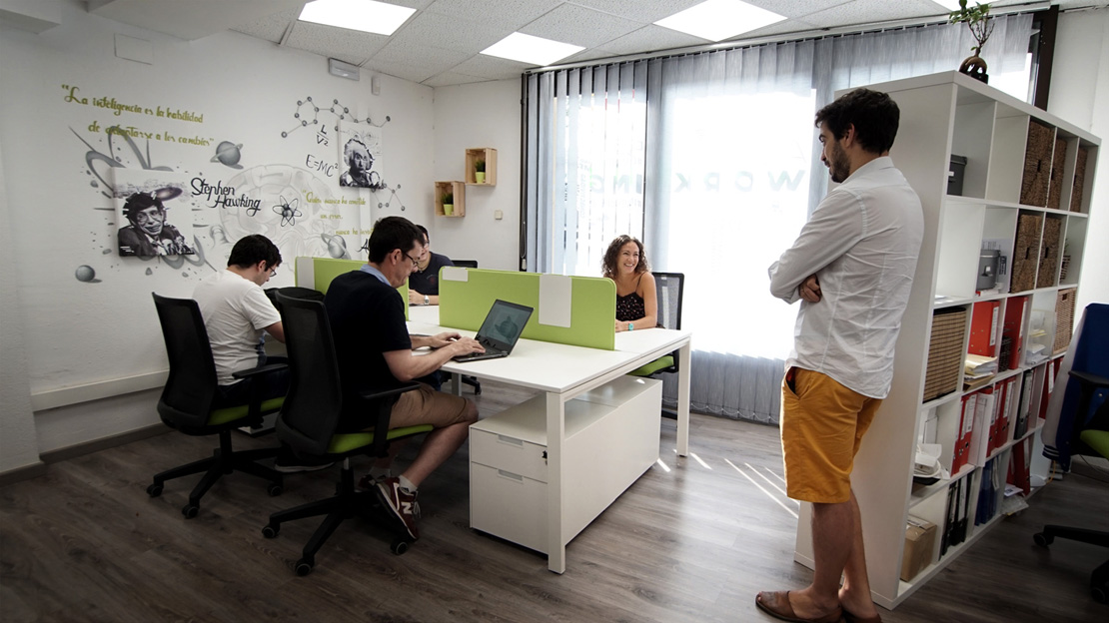 Avenida Diagonal 263 - Barcelona (private and coworking)
