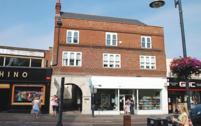 Aspect - 103-105 High Street, WD17 - Watford