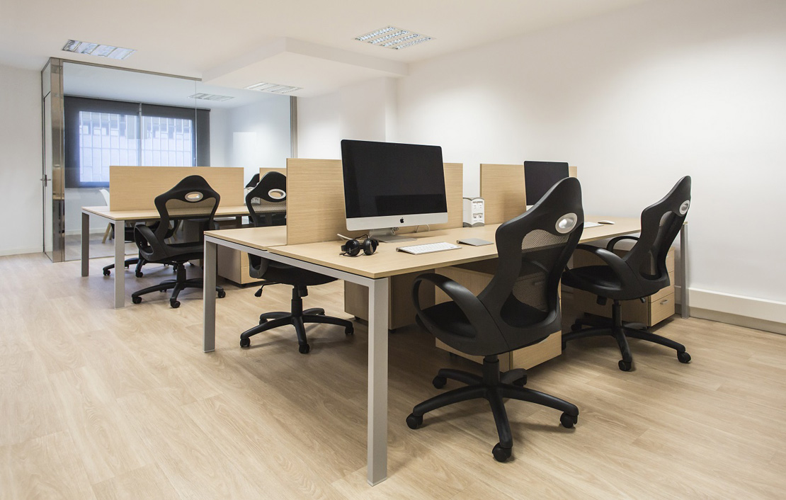The Office BCN - Carrer de Calabria 149 - Barcelona (Coworking Only)(On 1 yr deals - 6 monthly billing only)