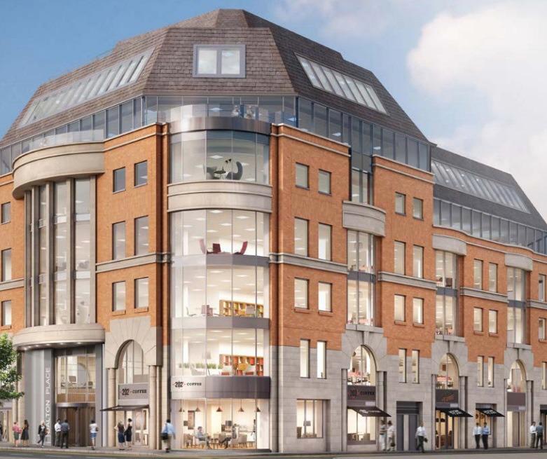 Dalton Place - John Dalton Street, M2 - Manchester