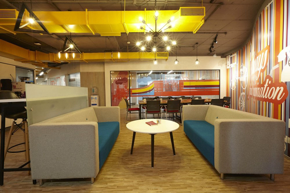 Pro-working @ Vashi - Cyber One - Sector 30A - Vashi - Mumbai (private,coworking)