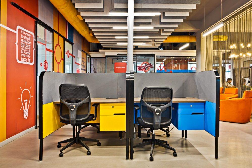 Pro-Working @ Qutab - Qutab Institutional Area - New Delhi (private, coworking)