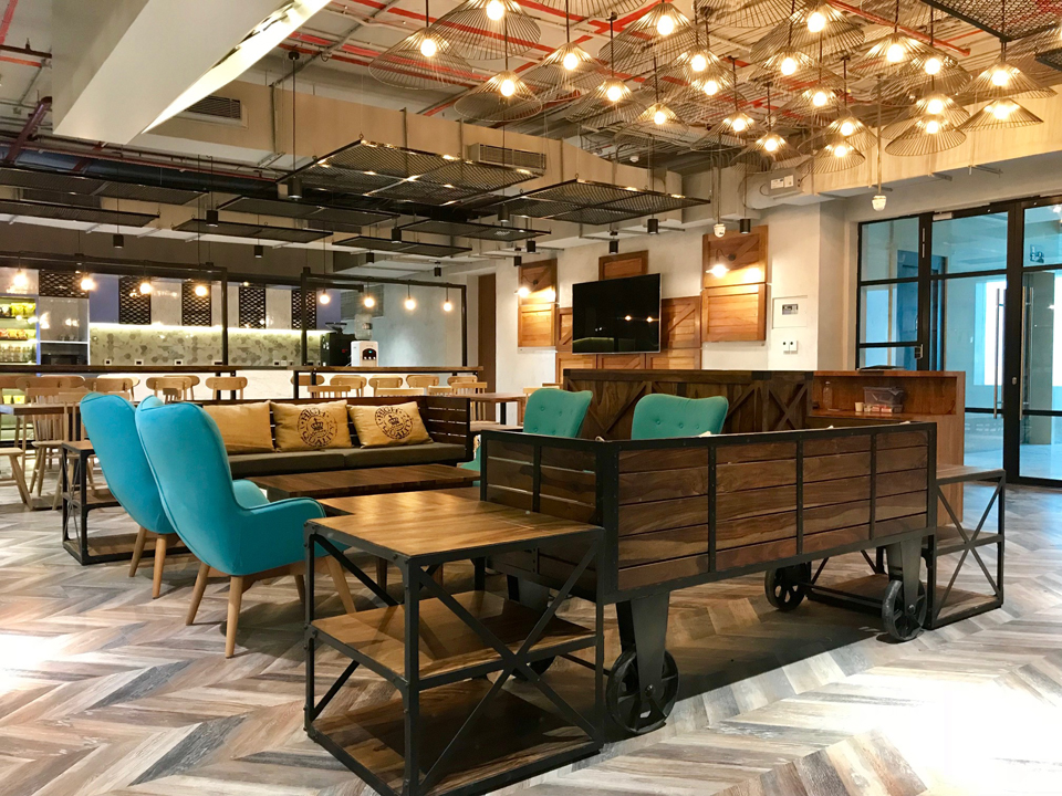 Awfis - Pro-Working @ Nehru Place - The Great Eastern Centre - Nehru Place - Delhi (private, coworking)