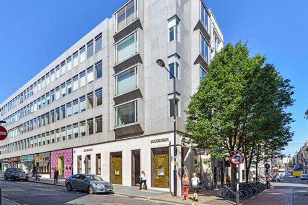 11-14 Grafton Street, W1 - Mayfair (100- 200 desk leads only)