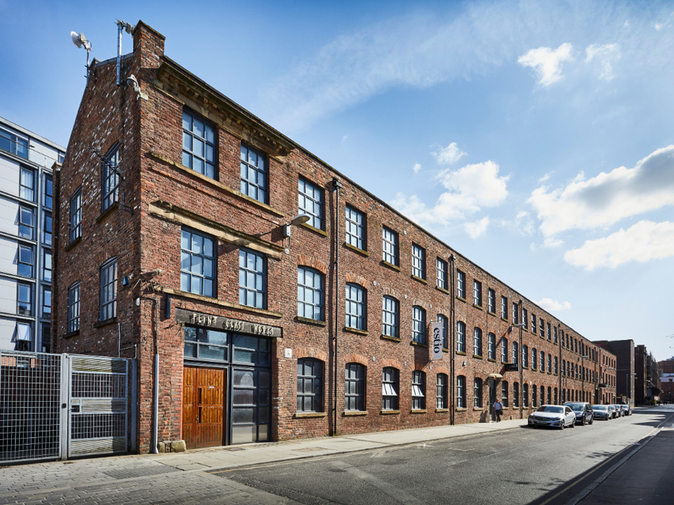Northerngroup Management Limited - Flint Glass Works - Jersey St,M4 - Manchester (Private and Shared)