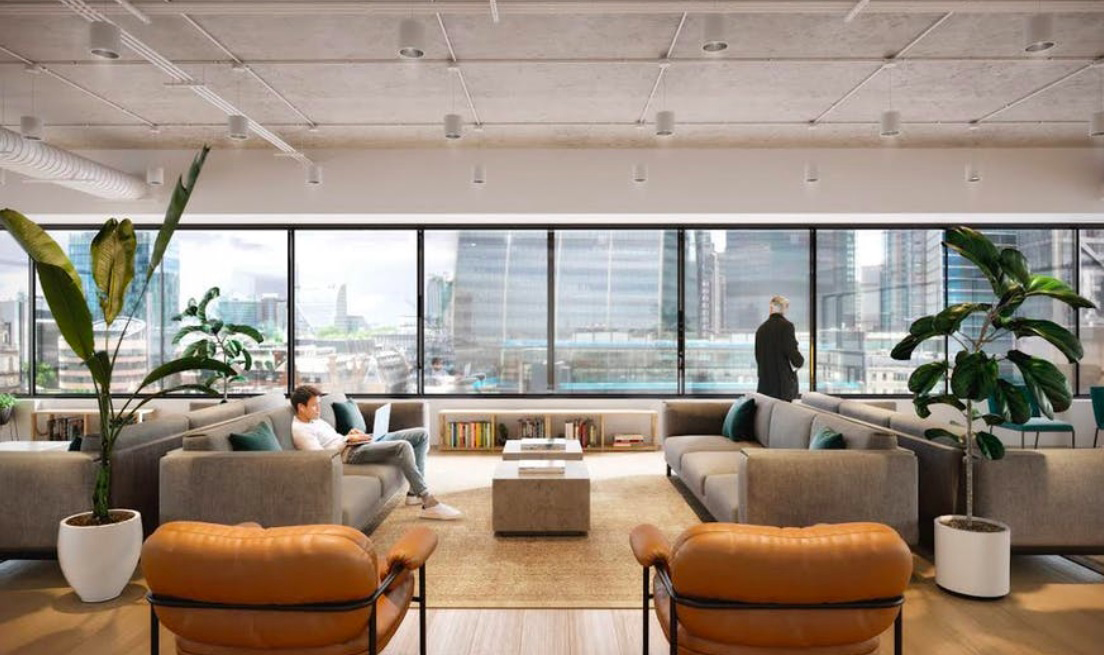 Office Space in floor 5 Merchant Square