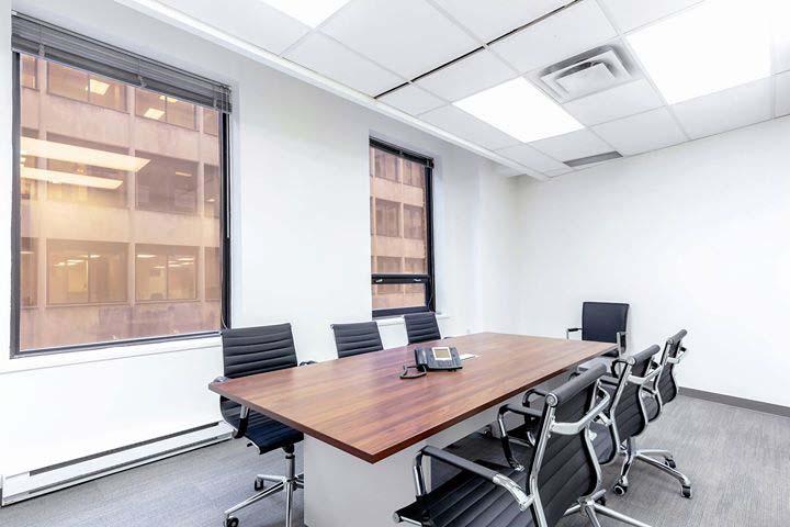 EQ Offices - 350 Bay Street - Toronto - ON