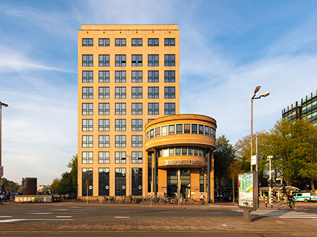 Regus - Sarphati Plaza - Rhijnspoorplein 10-38 - Amsterdam