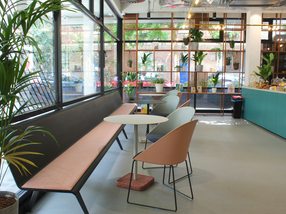 Huckletree - 44 Ingestre Place, W1 – Soho (VC and Investor workspace)
