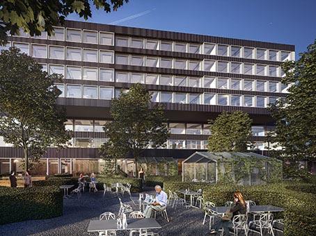 Ambassador House - Thurgauerstrasse 101 - Glattpark - Zurich