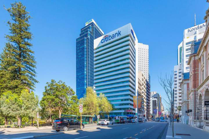 37 St Georges Terrace - Perth