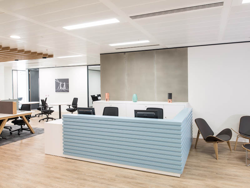 Office Space in Level 8