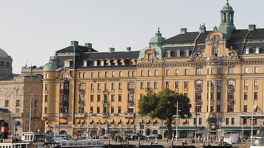 Strandvagen 1 - Stockholm
