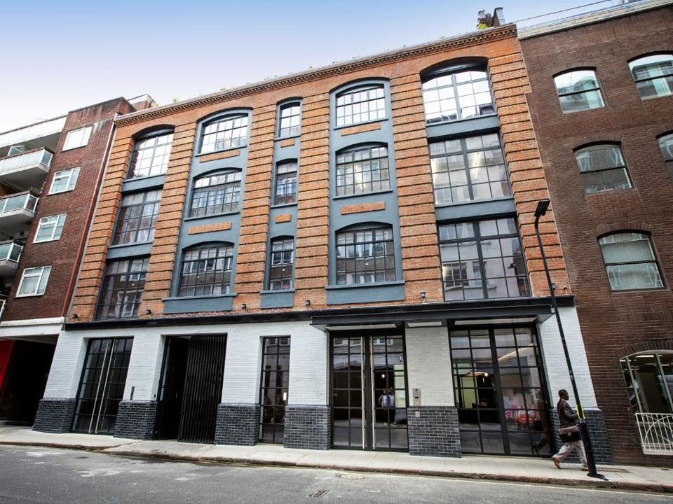 Knotel - 8 Kean Street, EC2 - Covent Garden