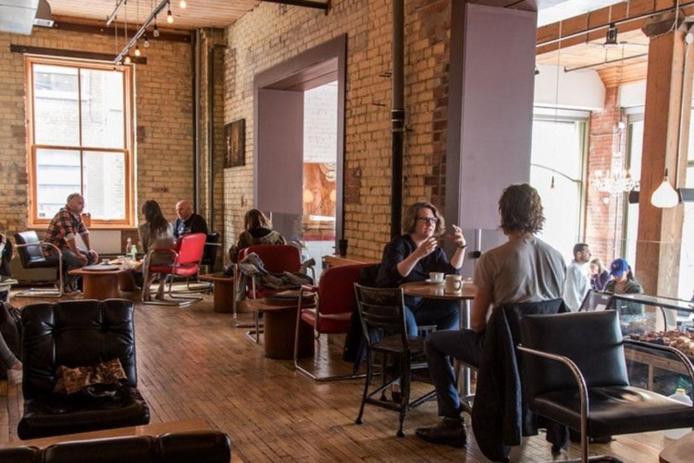 Workhaus - Spadina - 215 Spadina Avenue - Toronto - ON