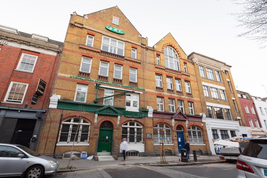 The Boutique Workplace Company - Connolly Works - 41-43 Chalton Street, NW1 - Kings Cross