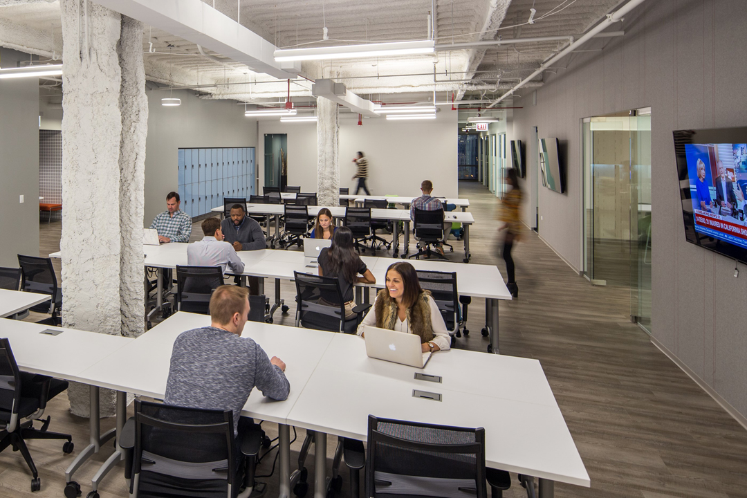 Make Offices - Magnificent Mile - 541 North Fairbanks Court - Chicago - IL