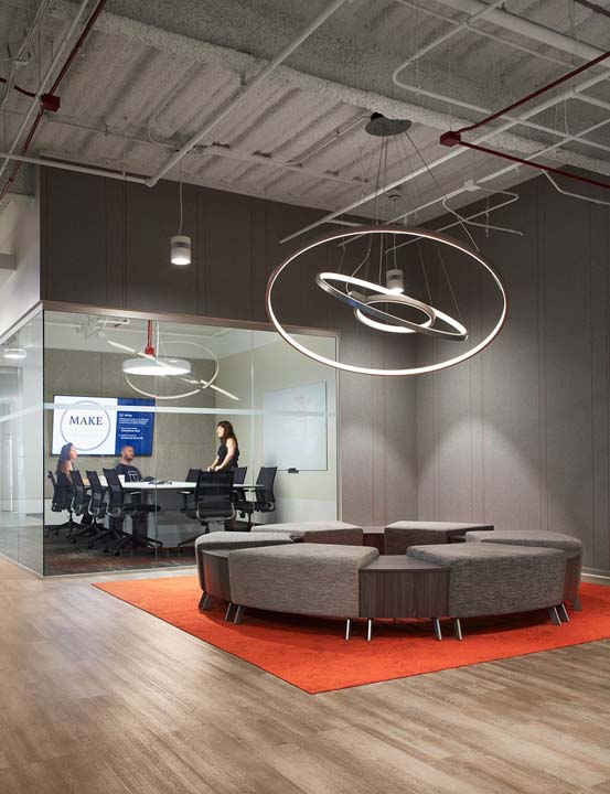 Make Offices - River North - 350 North Orleans Street - Chicago - IL