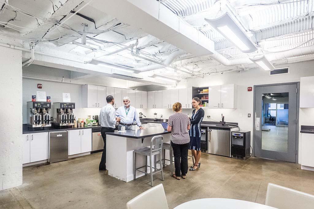 Make Offices - Dupont Circle - 1200 18th Street NW - Washington - DC