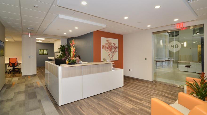 Office Space in Suite 120 205 Van Buren Street