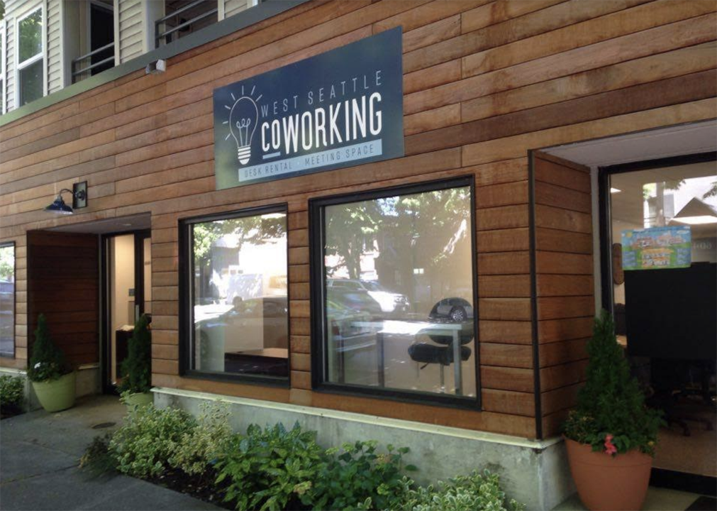 West Seattle Coworking - 6040 California Ave SW