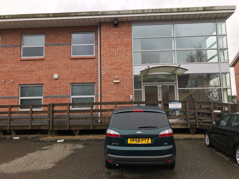 Millars Brook Business Park - Molly Millars Lane, RG41 - Wokingham