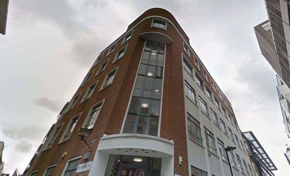 Kitt Offices (Managed 2,200sqft) - Dunstan House - 14 St Cross Street, EC1 - Farringdon