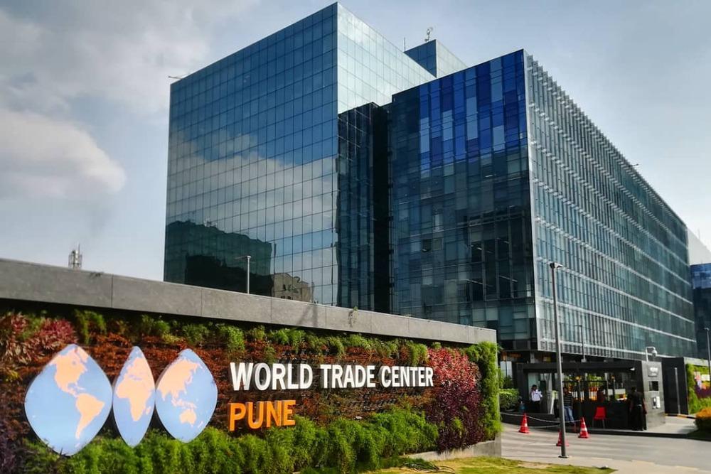 WTC Kharadi Pune - Dholepatil Farms Road - Kharadi - Pune