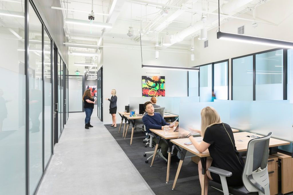 Office Space in Poplar Avenue