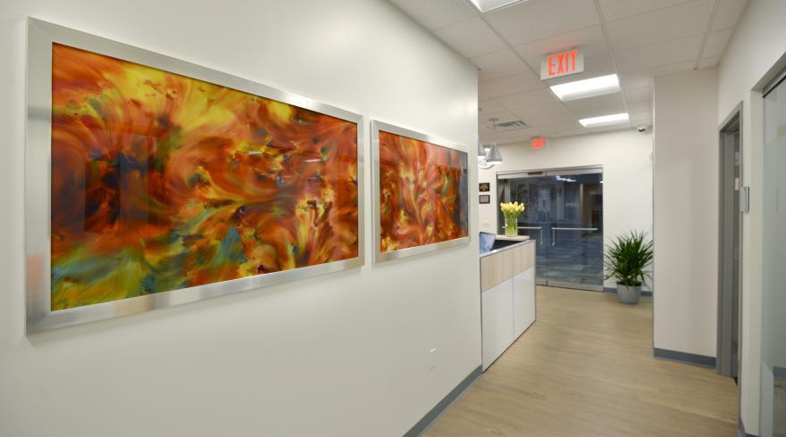 Office Space in Woodbridge Metro Park