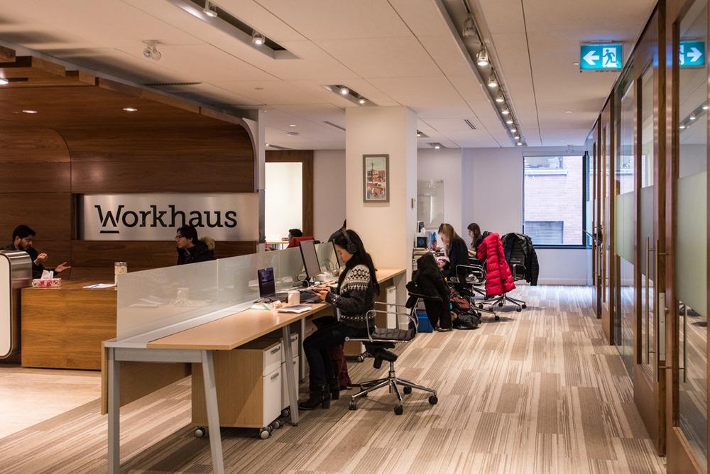 Workhaus - 180 Dundas St. W, Toronto