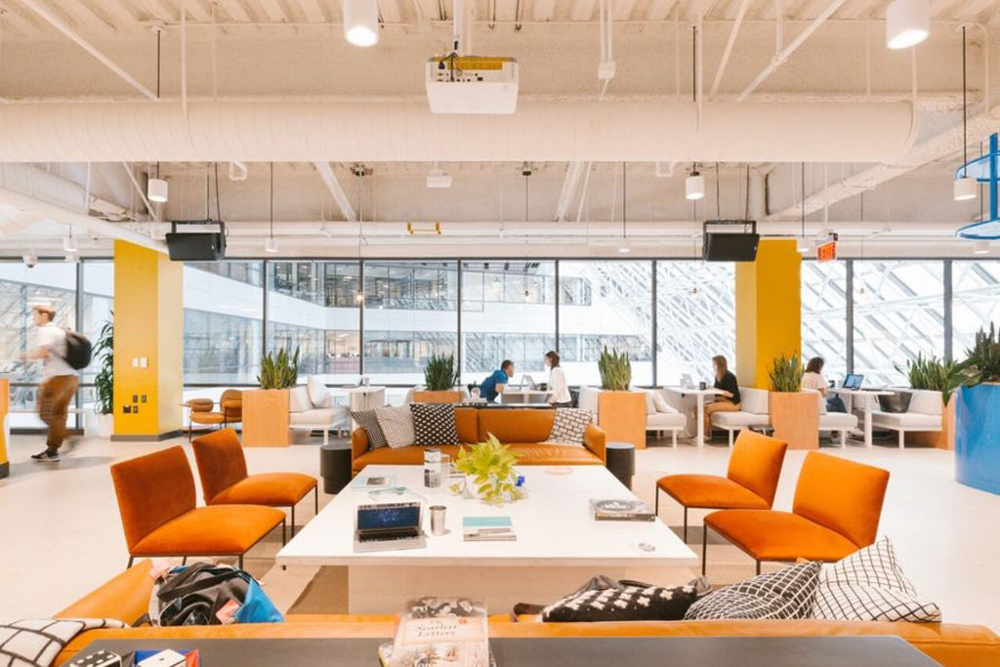 wework - Waterfront Plaza - 50-60 Francisco Street -  San Francisco - California (Opening Aug 2019)