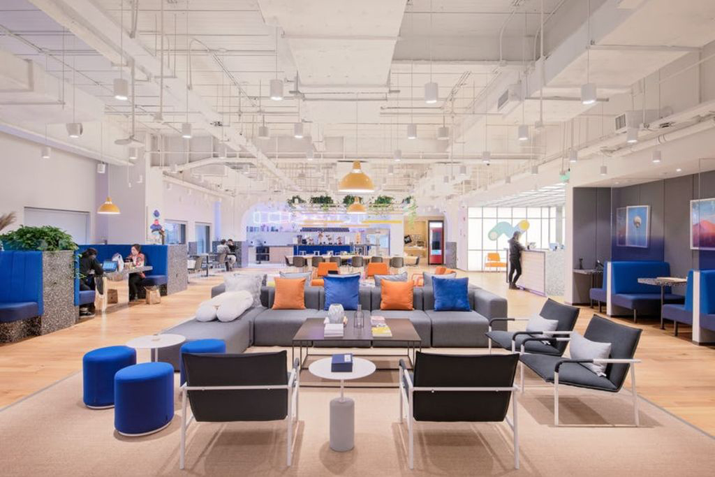 wework - Capitol View - 500 11th Avenue North - Nashville - Tennessee (Opening Oct 2019)